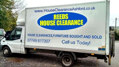 House-Clearance-Ashford-Van