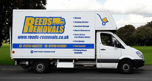 Reeds-Removals-Ashford-Kent-Lorry